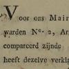Akte naamsaanneming 1811