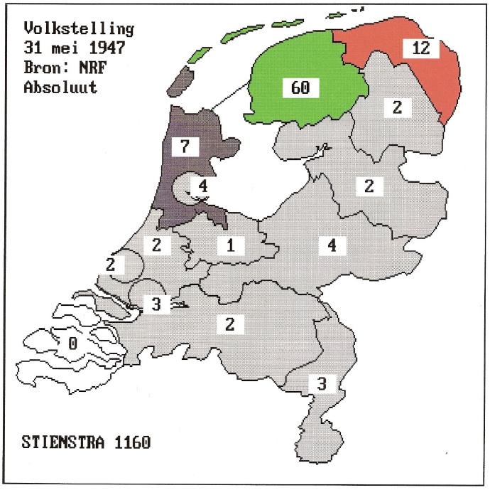 Volkstelling 1947