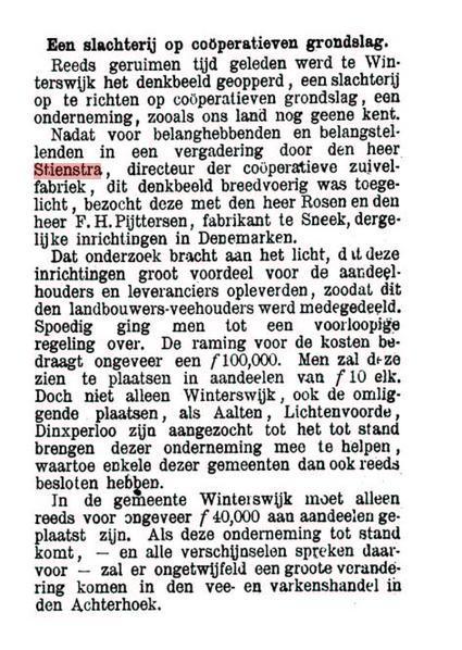 Leeuwarder Courant 07-12-1899