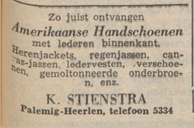 Limburgsch dagblad 20-12-1952