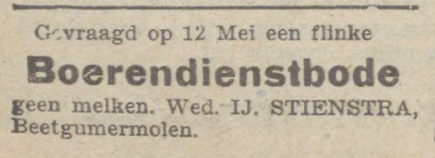 Friesch dagblad 26-03-1940