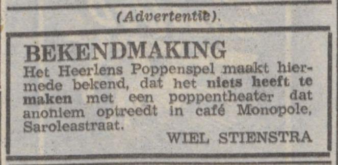 Limburgsch dagblad 17-11-1951