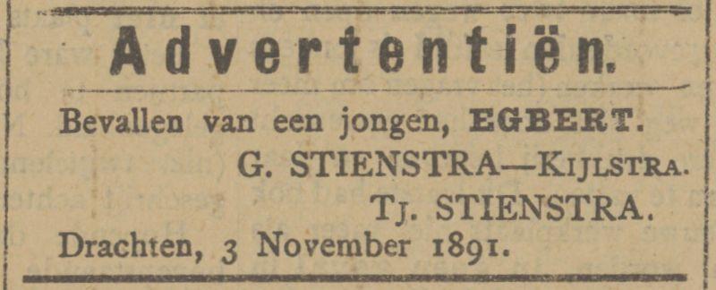 Recht voor Allen 5 nov. 1891